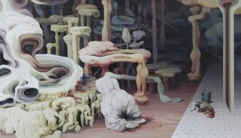Perspective-Warping Dream Realms from the mind of Jung-Yeon Min