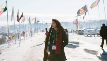 """Standing Rock: A New Nation"" – Watch The New Short Film Directed by Artist & Musician Daniela Riojas"