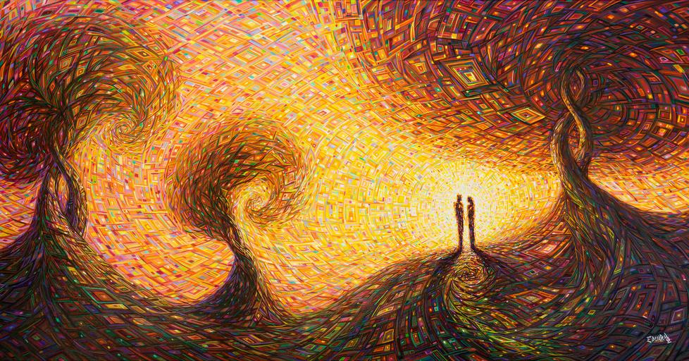The Marvelous Metaphysical Paintings of Eduardo R. Calzado