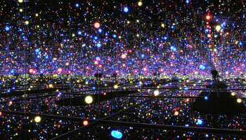 The Immersive 'Infinity Mirrors' Exhibit Opens in NYC This Week