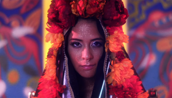 Femina-X Gives Aztec Mythology a Modern Voice in New Video 'Black Tongue'