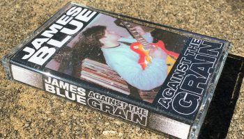 James Blue Premieres his Debut EP 'Against the Grain' as a Limited Run Cassette